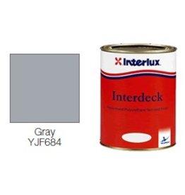 Interlux INTERLUX INTERDECK NON SKID GRAY QT YJF684