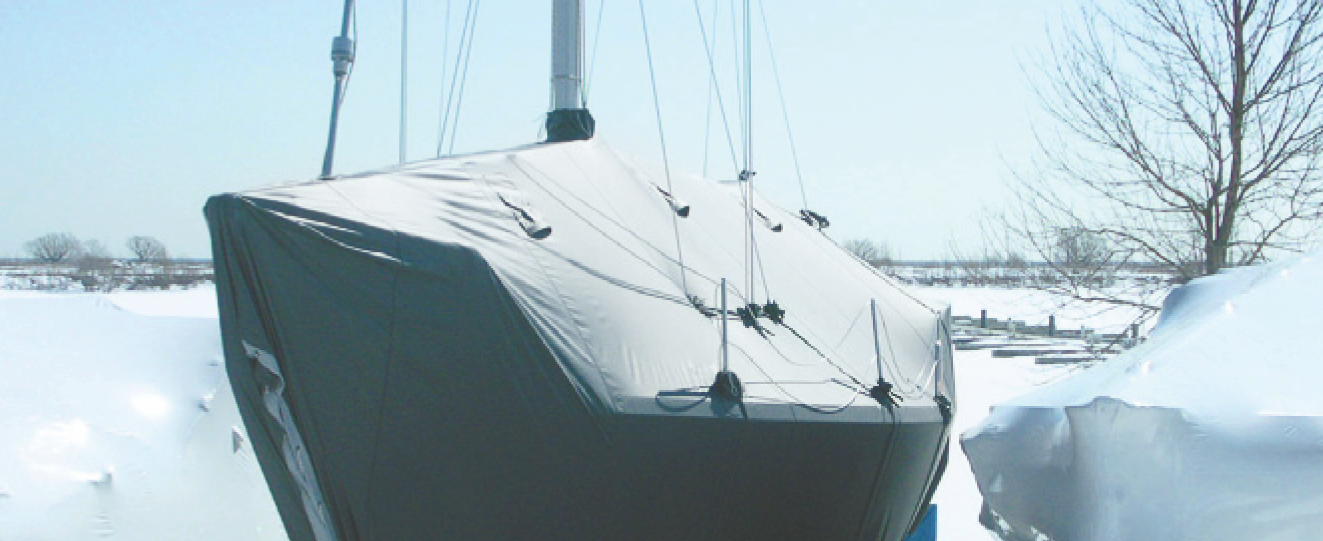 Genco Marine Company   Winter Boat Covers  Toronto's boat