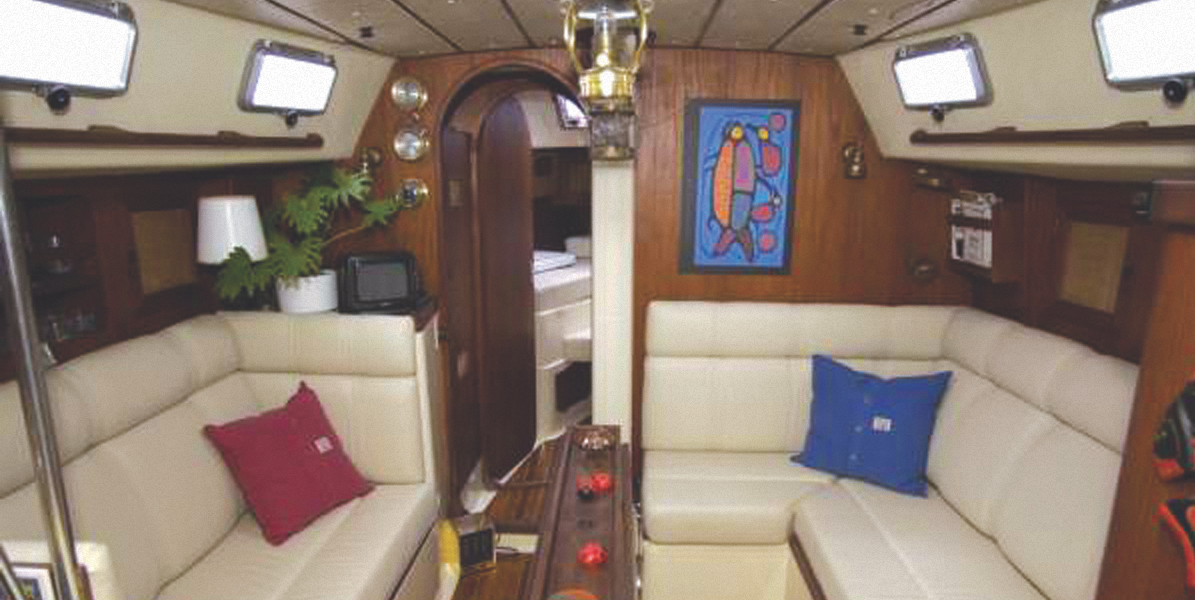 turner picture marine boat upholstery custom repair interior