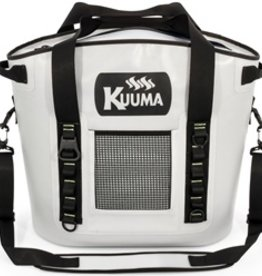 Camco Kuuma Soft-Sided Cooler - Grey 58359