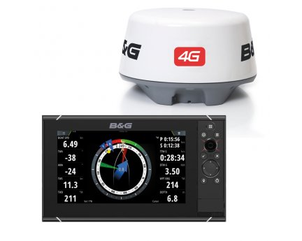 B&G B&G ZEUS3 9 INSIGHT WITH 4G RADAR