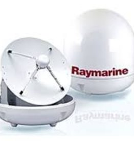 Raymarine 33STV-33cm High Definition Satellite TV System for North America