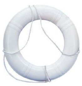 "Dock Edge DOCK EDGE LIFERING 24"" WHITE 55-141-F"