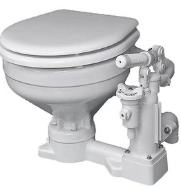 RARITAN RARITAN TOILET PHC MANUAL COMPACT BOWL