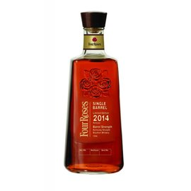FOUR ROSES FOUR ROSES LIMITED SINGLE BARREL 2014 750 mL