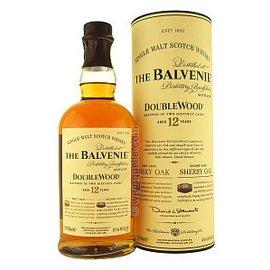BALVENIE BALVENIE DOUBLE WOOD SINGLE MALT 12 YEAR 750 mL
