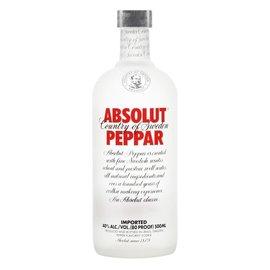 ABSOLUT ABSOLUT PEPPAR 1.0 L