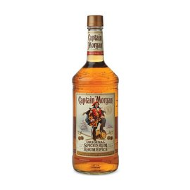 CAPTAIN MORGAN CAPTAIN MORGAN ORIGINAL SPICED RUM 375 mL