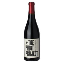 THE PINOT PROJECT THE PINOT PROJECT PINOT NOIR 2014 375 mL