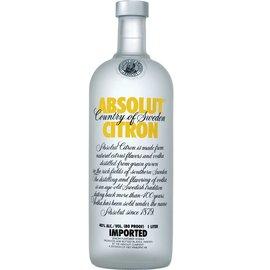 ABSOLUT ABSOLUT CITRON 1.0 L