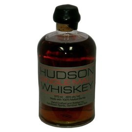 HUDSON WHISKEY HUDSON SINGLE MALT WHISKEY 375 mL