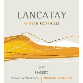 LANCATAY LANCATAY MALBEC 2016 750 mL