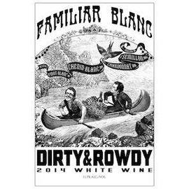 DIRTY & ROWDY DIRTY & ROWDY FAMILIAR BLANC 2014 750 mL