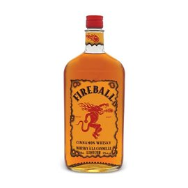 FIREBALL FIREBALL CINAMON WHISKEY 750 mL