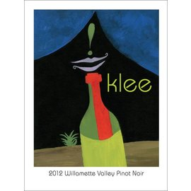 ROOTS WINE CO KLEE PINOT NOIR 2015 750 mL