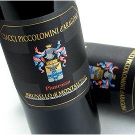 CIACCI PICCOLOMINI CIACCI PICCOLOMINI D'ARAGONA BRUNELLO DI MONTALCINO PIANROSSO 2007 5.0 L