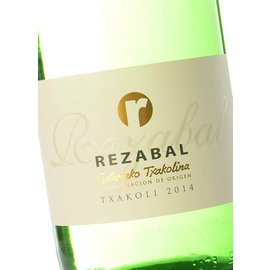 REZABAL BODEGAS REZABAL TXAKOLI BLANCO 750ML