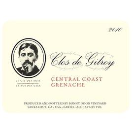 BONNY DOON VINEYARDS BONNY DOON VINYARDS GERNACHE CLOS DE GILROY 2014 750ML