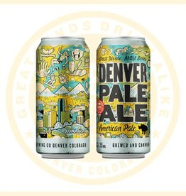 Great Divide Denver Pale Ale 12oz 6 Pack Can