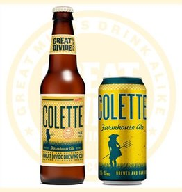Great Divide Collette 12oz 6 Pack