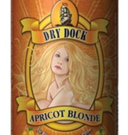 Dry Dock Apricot Blonde 12oz 6 Pack Cans