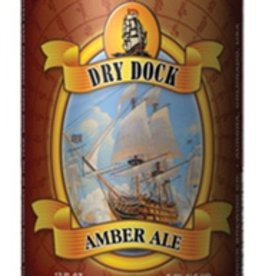 Dry Dock Amber Ale 12oz 6 Pack