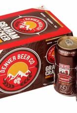 Denver Beer Graham Cracker Porter 12oz 6 Pack