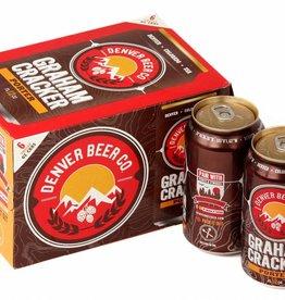 Denver Beer Graham Cracker Porter 12oz 6pk Can