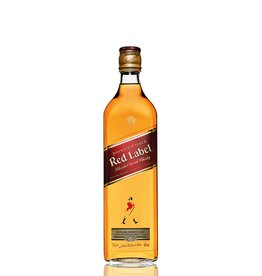 Johnnie Walker Red Label Blended Scotch Whisky 750mL