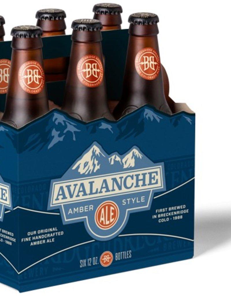 Breckenridge Brewery Avalanche 12oz 6 Pack Bottle
