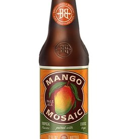 Breckenridge Brewery Mango Mosaic Pale Ale Exotic Hops 12oz 6 Pack Bottle