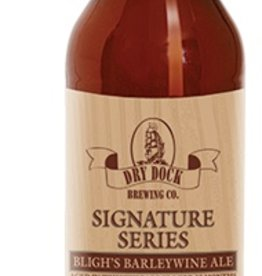 Dry Dock Signature Series Bligh's Barleywine Ale 22oz Bottle