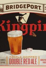Bridgeport Kingpin Double Red Ale 12oz 6 Pack (Triple Hopped)