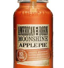 American Born Moonshine Apple Pie 750mL