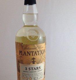 Plantation 3 Star (Jamaica,Barbados,Trinidad) Rum 750mL