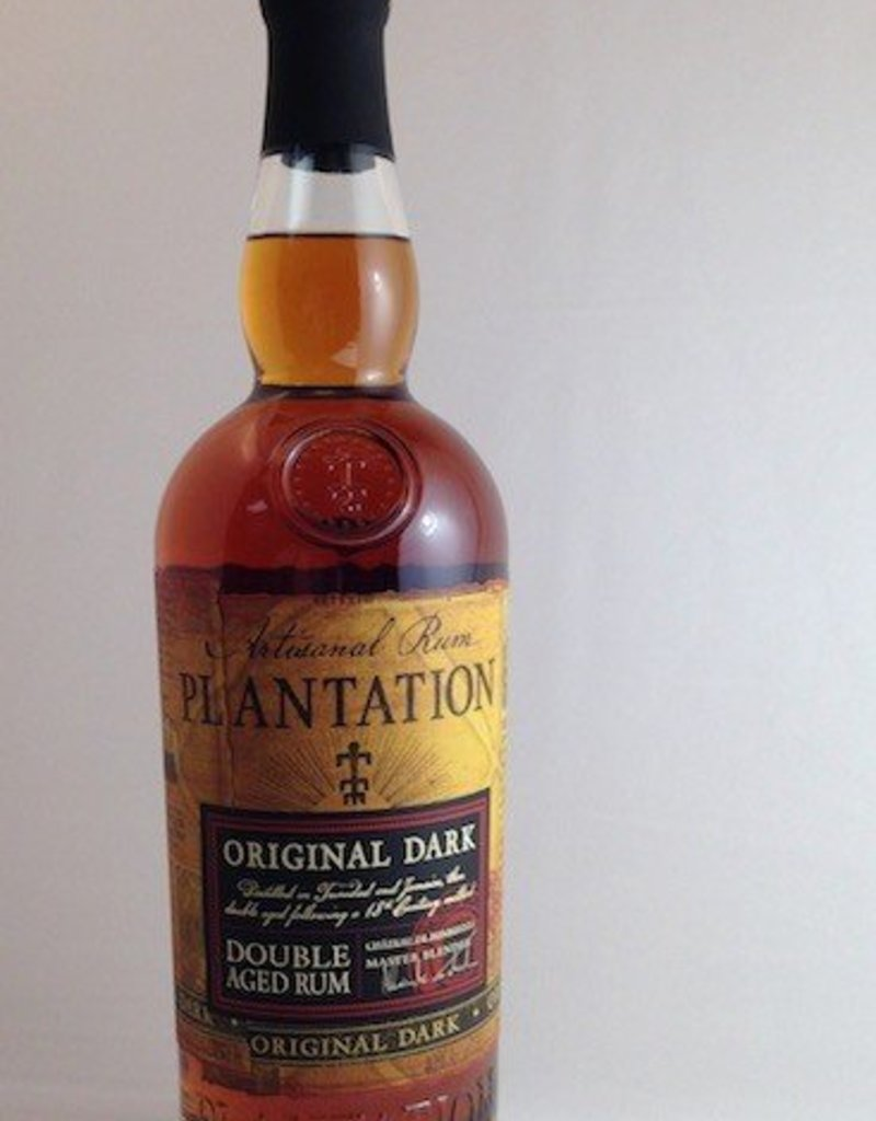 Plantation Original Dark Double Aged Rum 750mL