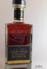 Laws Four Grain Straight Bourbon 750mL