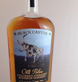 Black Canyon Old Blue Colorado Straight Single Barrel 750mL