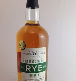 Woody Creek Colorado Straight Rye Whiskey 750mL