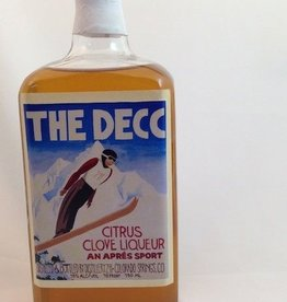 Distillery 291 The DECC Citrus Clove Liqueur 750mL
