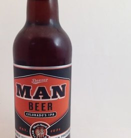 Bull & Bush Brewery Man Beer IPA 500mL