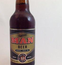Bull & Bush Brewery Barrel Aged Man Beer IPA 500mL
