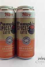 Breckenridge Brewery Nitro Pumpkin Spice Latte 15.2oz 4 Pack Can