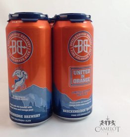 Breckenridge United In Orange Pale Ale 16oz 4Pack