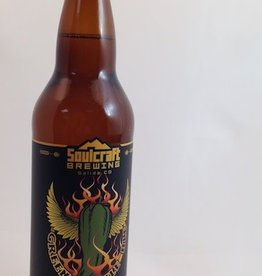 Soulcraft Brewing Green Chile 22oz