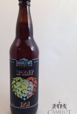 Soulcraft Brewing X-Ray IPA 22oz