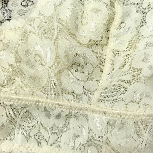 Ivory Lace Racerback Bralette