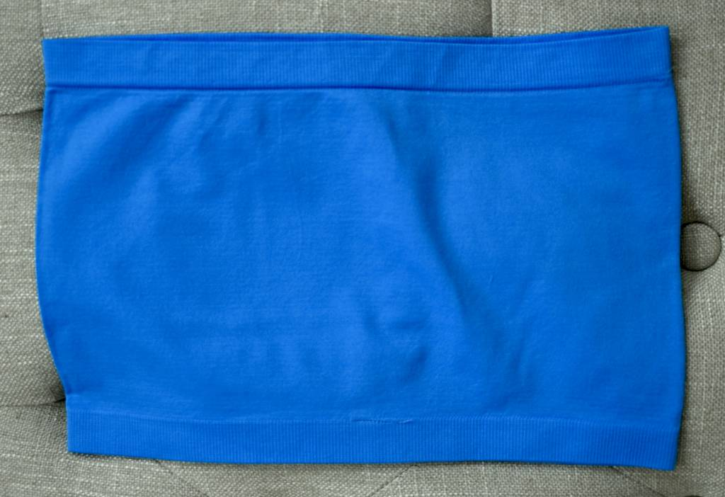 Blue/Green Bandeaus