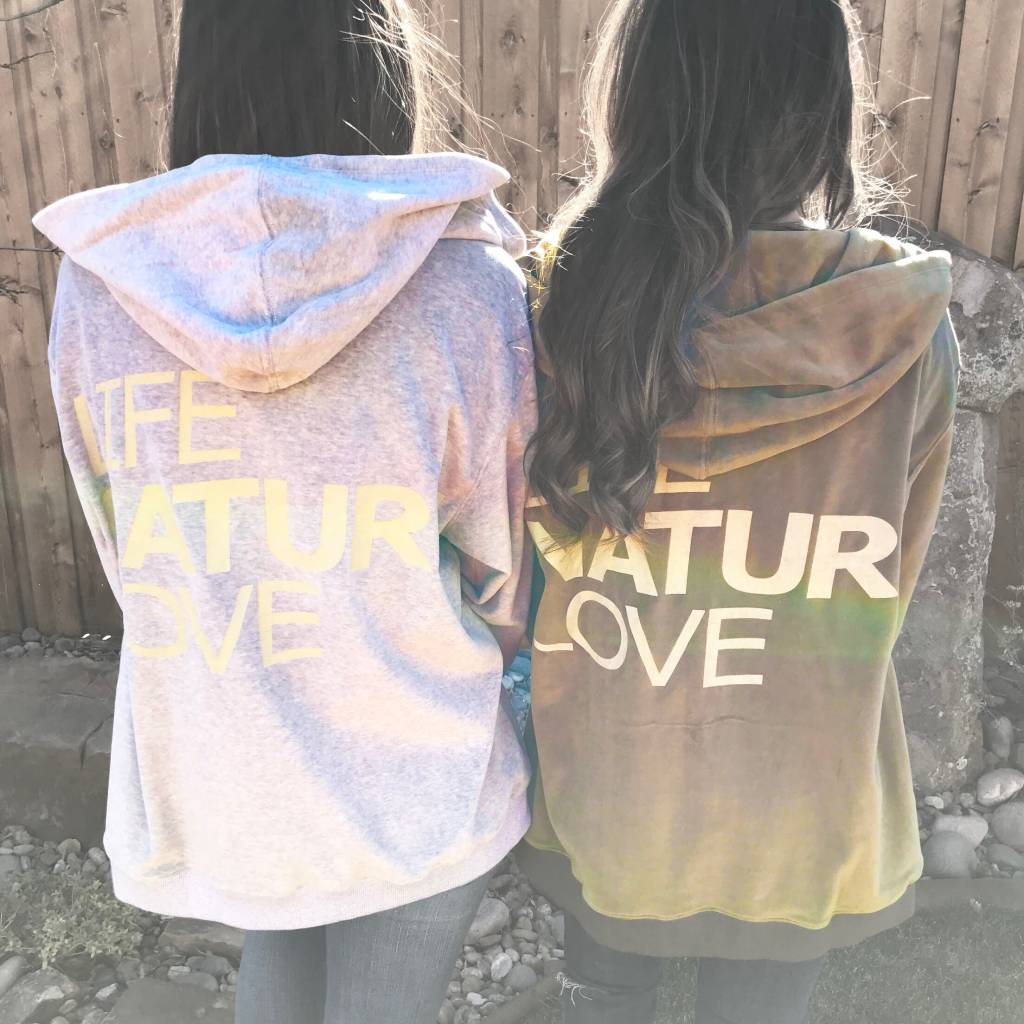 Olive Velvet Life,Nature,Love Jacket- SALE ITEM