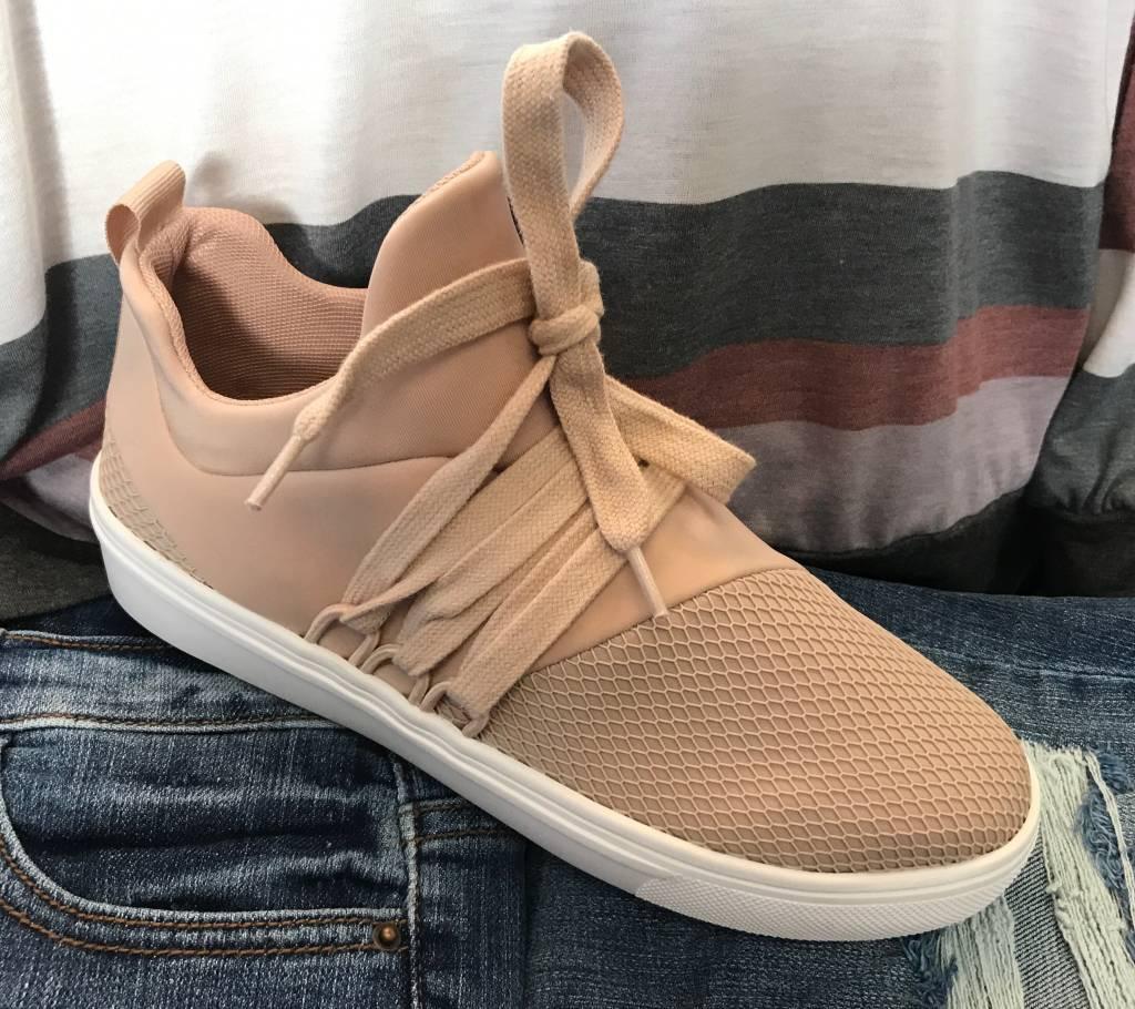Steve Madden Lancer Sneaker Blush